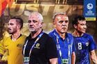 U23 Uzbekistan 0-0 U23 Australia: Đôi công siêu hấp dẫn (H1)