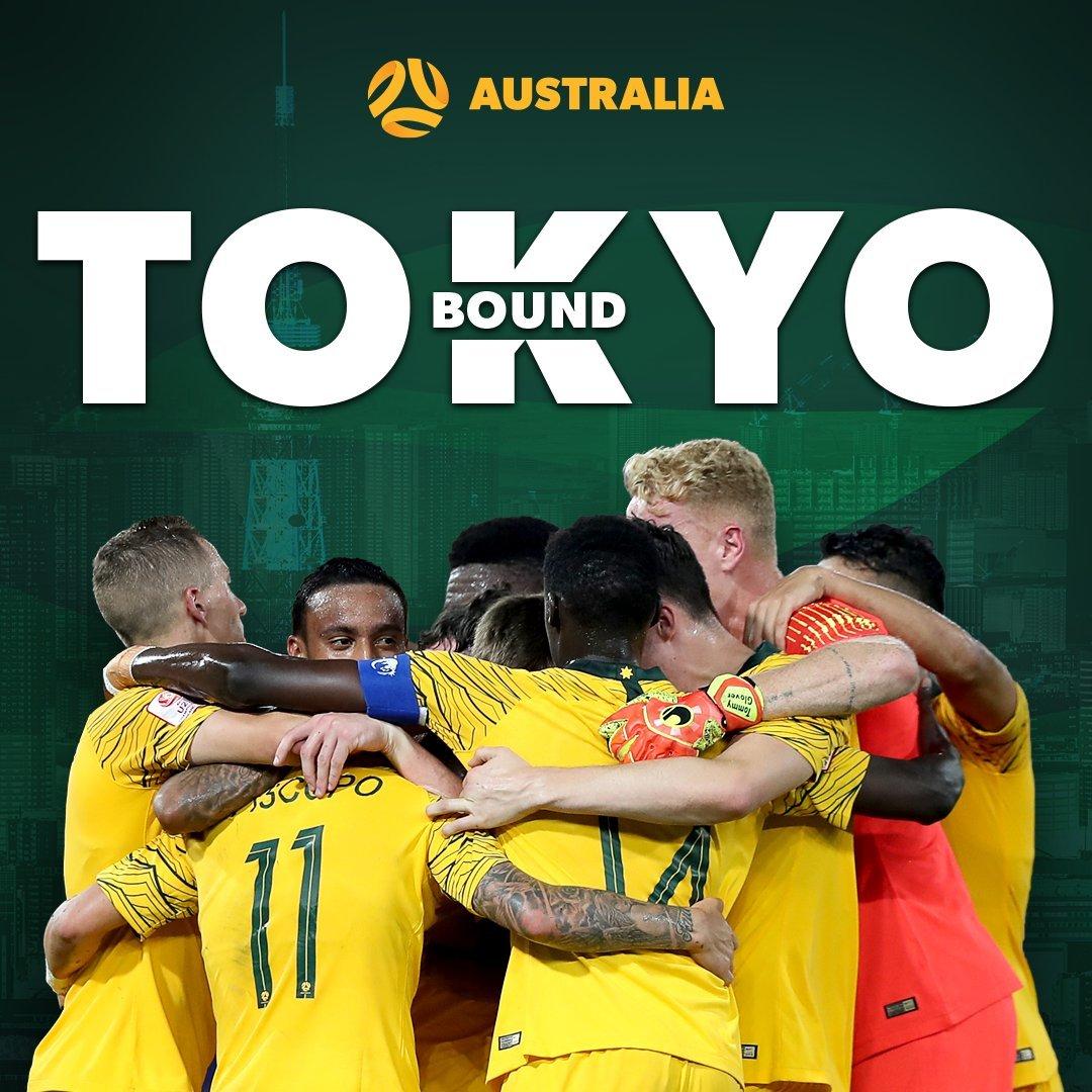 Đả bại Uzbekistan, U23 Australia đoạt vé dự Olympic 2020