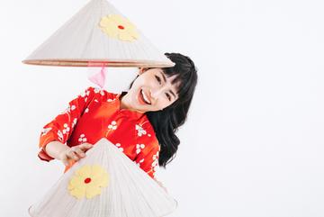 DJ Trang Moon tươi vui ngày đầu xuân quên hẳn chuyện buồn