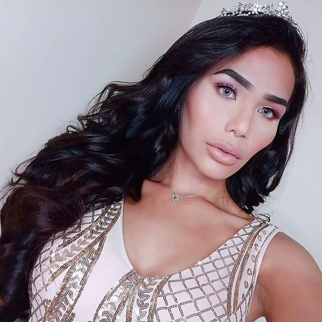 Ngắm vẻ sexy, gợi cảm của thí sinh Hoa hậu chuyển giới 2020