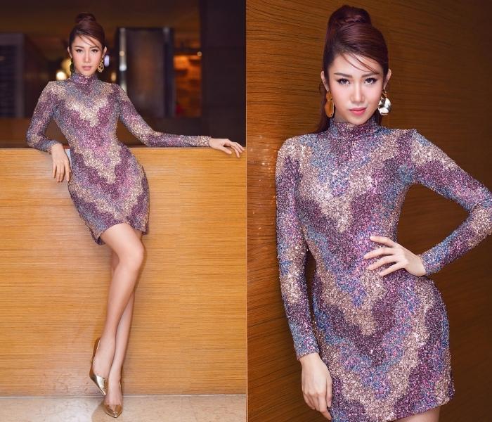 H'Hen Niê, Phương Khánh nền nã diện áo dài đón Tết