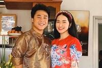 Về Long An ăn Tết sau tin đồn sinh con, Hòa Minzy đã là dâu nhà thiếu gia Minh Hải?