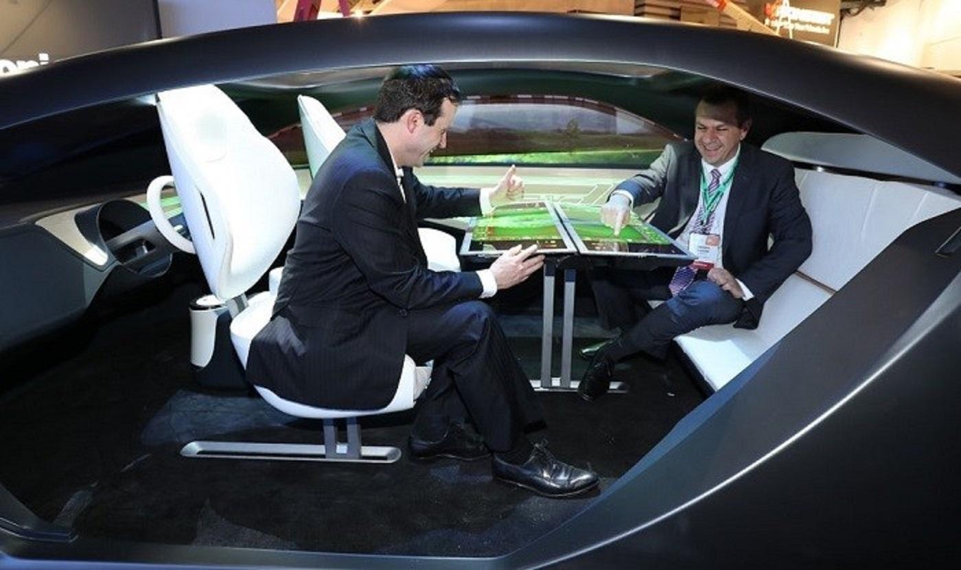 5 xu hướng của ngành công nghiệp ô tô trong tương lai