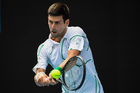 """Djokovic đụng """"máy giao bóng"""" Raonic ở tứ kết Úc mở rộng"""