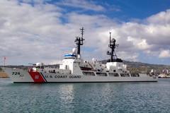 Cảnh sát biển Việt Nam thăm tàu USCGC John Midgett sắp được Mỹ bàn giao