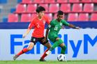 U23 Hàn Quốc 0-0 U23 Saudi Arabia: Cứu thua xuất sắc (H1)
