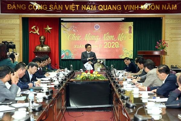 Nhất định không để dịch viêm phổi cấp lây lan rộng trong cộng đồng Việt Nam