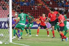 Video bàn thắng U23 Hàn Quốc 1-0 U23 Saudi Arabia