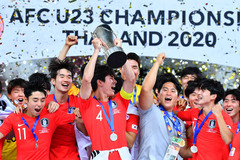 Thắng kịch tính, U23 Hàn Quốc vô địch U23 châu Á 2020