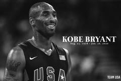 Huyền thoại Kobe Bryant qua đời vì tai nạn máy bay