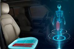 Công nghệ ghế biến hình của Jaguar Land Rover: Cứu cánh của tài xế đường dài