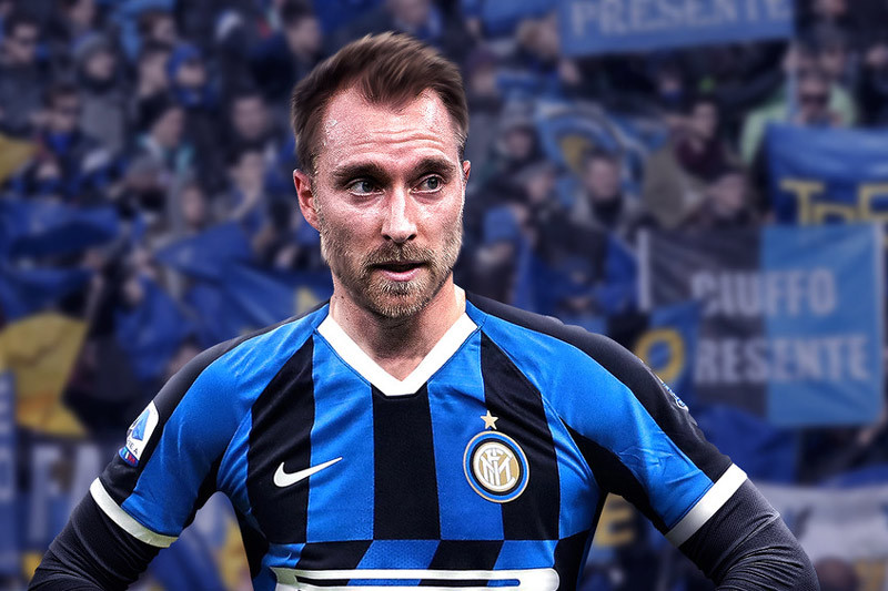 Inter Milan,Christian Eriksen,Antonio Conte