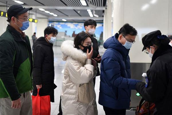 Virus Corona,Vũ Hán,Virus Vũ Hán,Virus Viêm Phổi,Trung Quốc