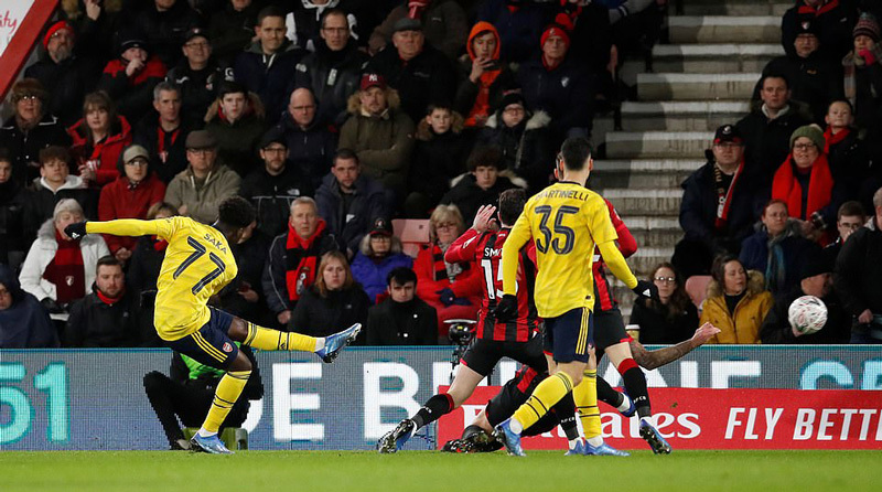 Arsenal,Bournemouth,FA Cup