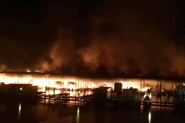 Cháy tàu,cháy thuyền,hỏa hoạn,bến tàu,bến thuyền