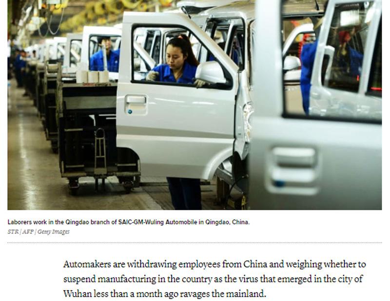 Trung Quốc đối mặt cú sốc lớn, toàn cầu gặp nguy cơ