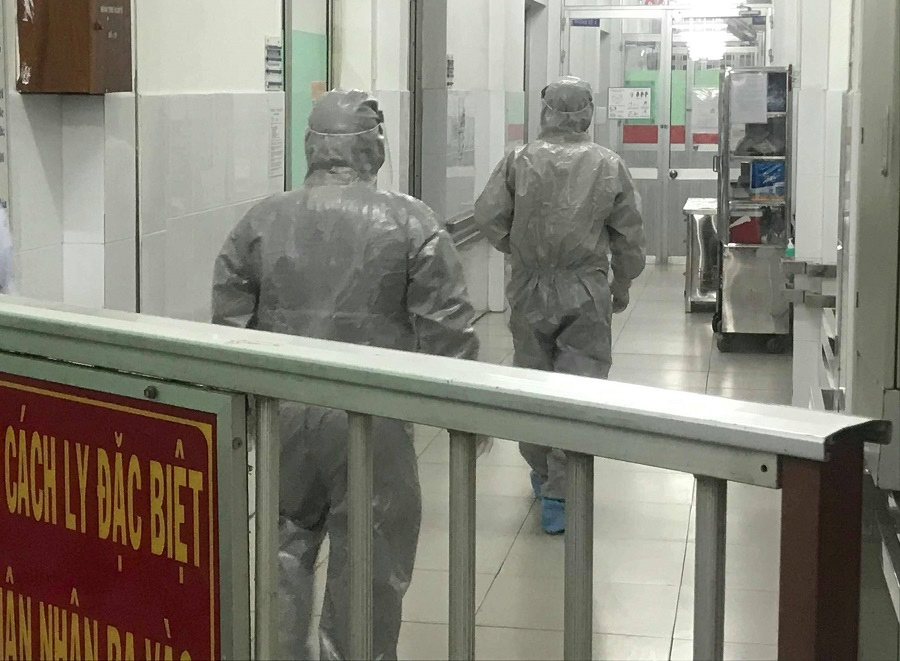 Câu chuyện của người Trung Quốc đầu tiên nhiễm corona tại Việt Nam
