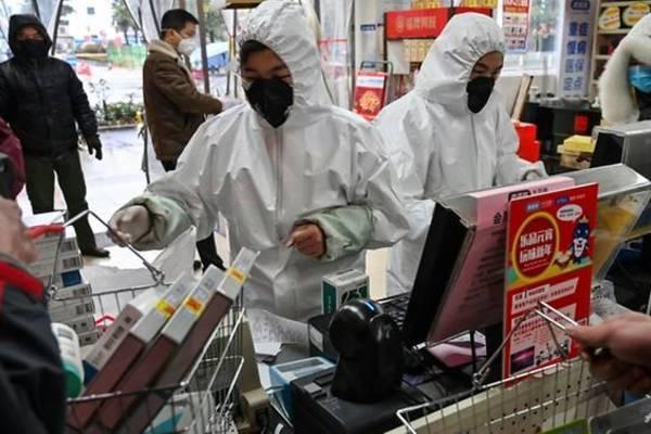 Gần 1.500 người chết vì Covid-19, hàng nghìn ca nhiễm mới