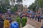 Thi thể cô gái mất tích từ mùng 1 Tết nổi lên mặt hồ ở Hà Nội