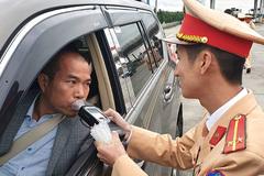 Kỷ lục Tết: 117 tài xế vi phạm nồng độ cồn trên cao tốc bị phạt riêng mùng 4