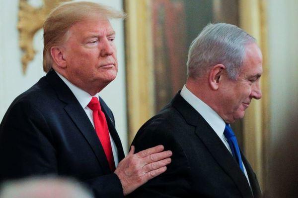 Ông Trump công bố kế hoạch tranh cãi về Trung Đông