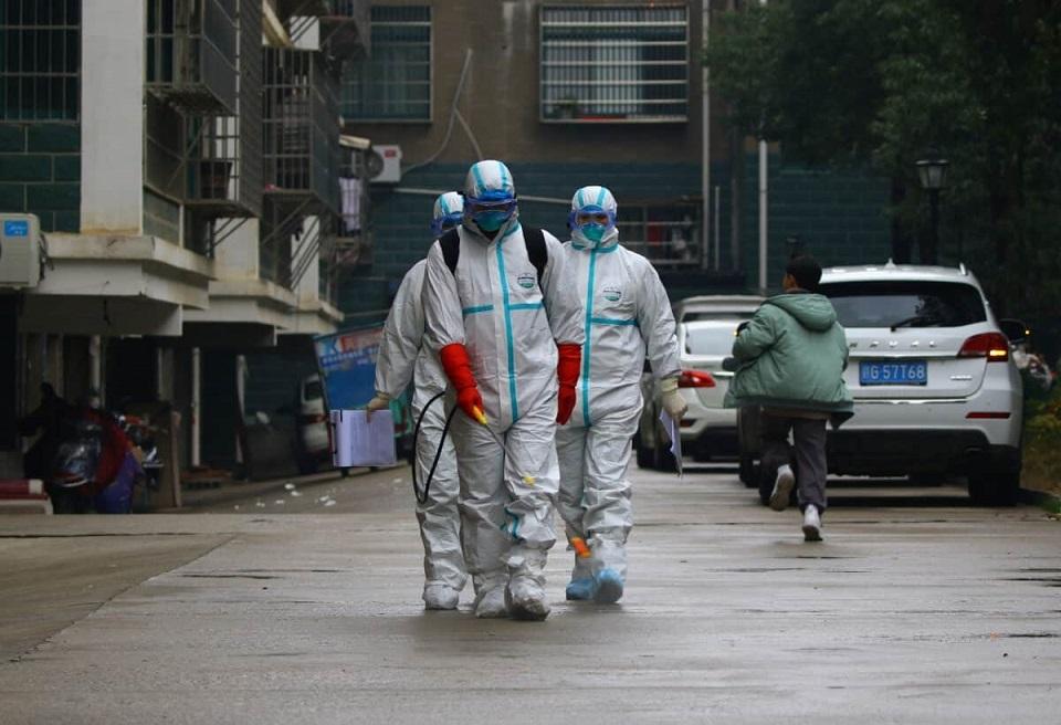 Thế giới đã có 6058 người mắc viêm phổi cấp do virus corona, 132 người tử vong