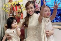 Bảo Ngọc lên tiếng về việc Hoài Lâm không ở bên vợ con dịp Tết