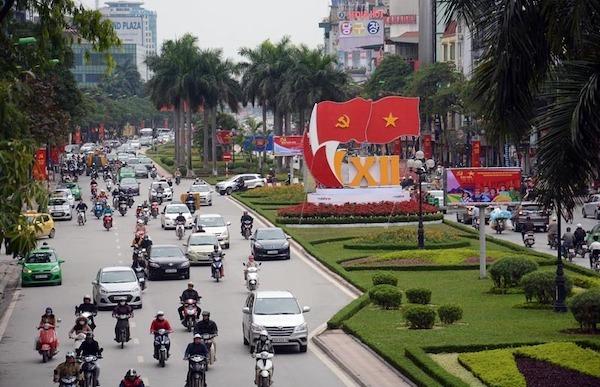 """Động lực Việt Nam """"cất cánh"""" với khát vọng hùng cường"""