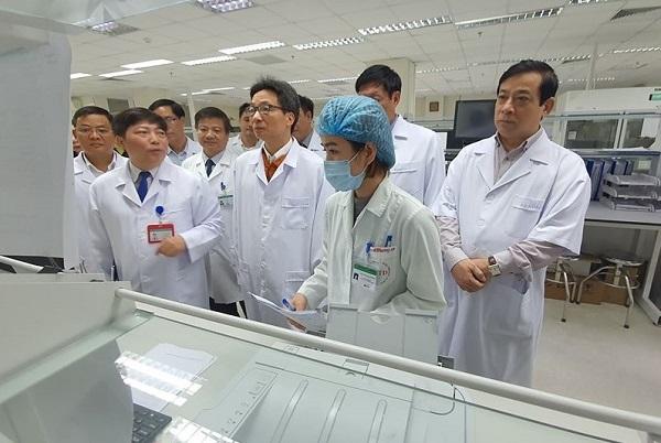 Người nhiễm virus corona điều trị tại bệnh viện nào của Bộ Y tế?