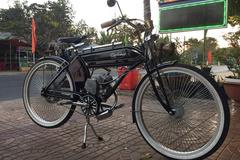 45 triệu chơi xe đạp hoài cổ Craftsman 1924, chất chơi dân Đồng Tháp
