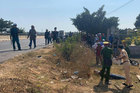Trên đường trở lại Sài Gòn, nam thanh niên tử vong bên vệ đường