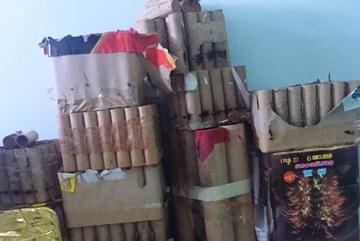 27 người nát tay do nổ pháo ngày Tết ở Đồng Nai