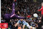Man City 0-0 MU: De Gea cứu thua xuất thần (H1)