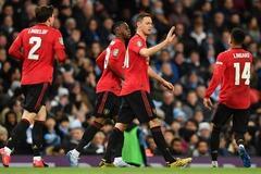 Thắng Man City, MU vẫn hụt vé chung kết cúp Liên đoàn