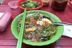 Sau Tết, bánh đa cá ở Hà Nội giá 70.000 đồng/bát