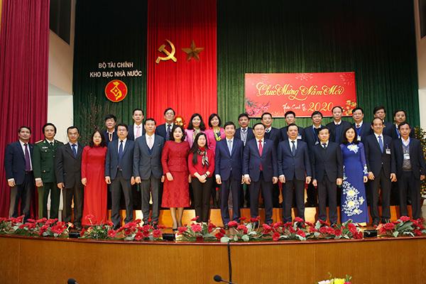 Phó Thủ tướng xông đất 'Bà chúa kho' của Chính phủ