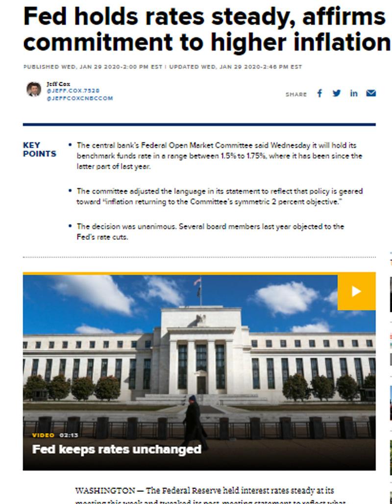 Donald Trump,Trung Quốc,chính sách tiền tệ,Cục Dự trữ Liên bang Mỹ,Jerome Powell