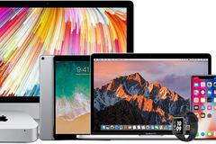 Tổng số iPhone, iPad, Apple Watch,... đang hoạt động trên toàn cầu gây choáng