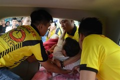 Volunteers offer helping hand to poor hospital patients