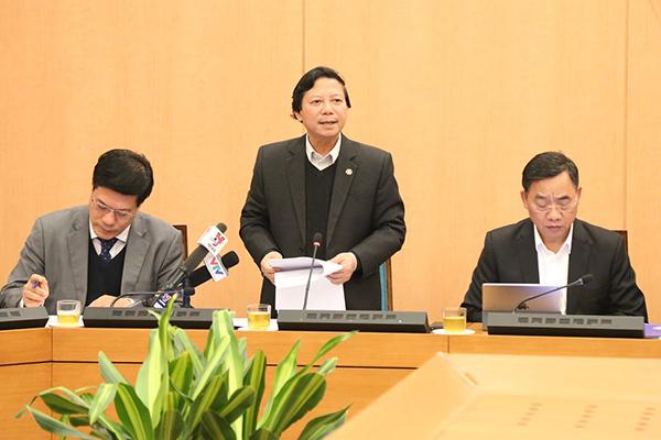 Chủ tịch Hà Nội yêu cầu không đón du khách trong vùng dịch virus corona