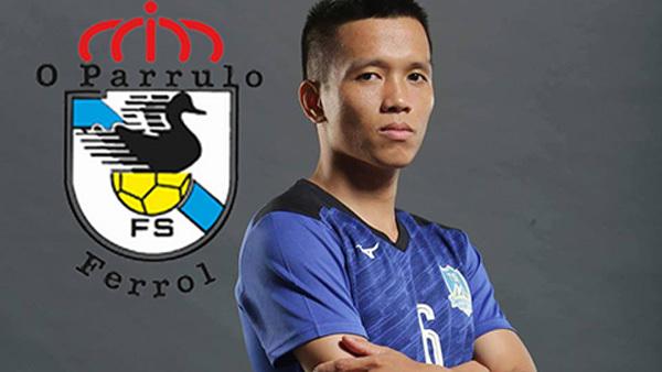 Hoa to play for Spanish O Parrulo Ferrol FS