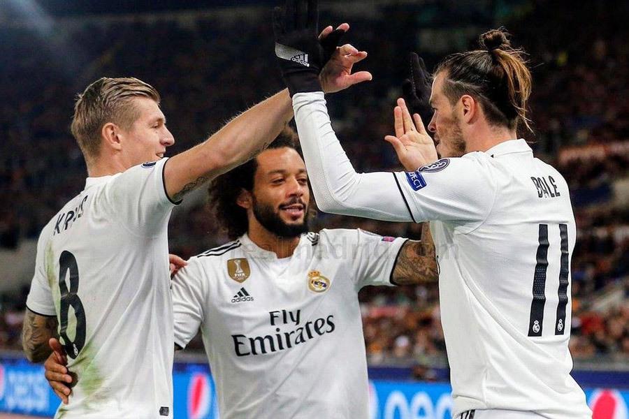 Beckham 'bốc' 3 ngôi sao Real Madrid sang Mỹ