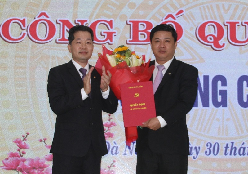 Ông Lương Nguyễn Minh Triết thôi chức Chánh văn phòng Thành ủy Đà Nẵng