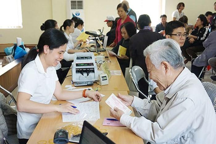 Lương hưu, trợ cấp bảo hiểm xã hội tăng lên 1,6 triệu đồng/tháng từ 1/7/2020