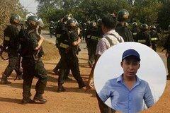 Hàng trăm cảnh sát đang vây bắt nghi can nổ súng ở Củ Chi, đối tượng hung hãn bắn vào lực lượng chức năng để chống trả