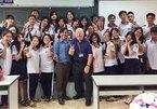 US veteran finds healthy way of life volunteering in VN