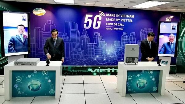 5G technology,Viettel,5G device,IT news,sci-tech news