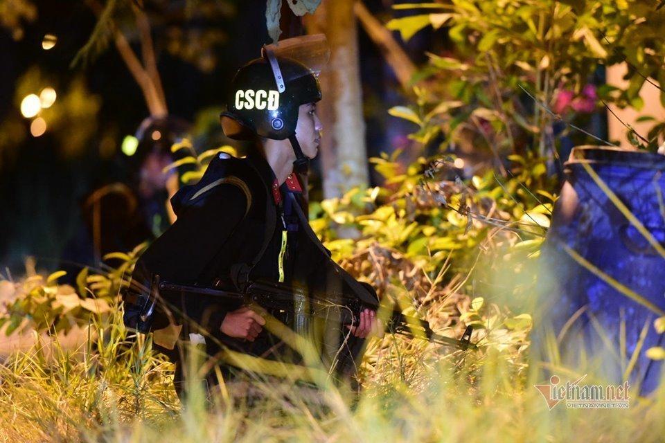 Bình Dương phát tờ rơi truy tìm nghi phạm bắn chết 5 người ở Củ Chi