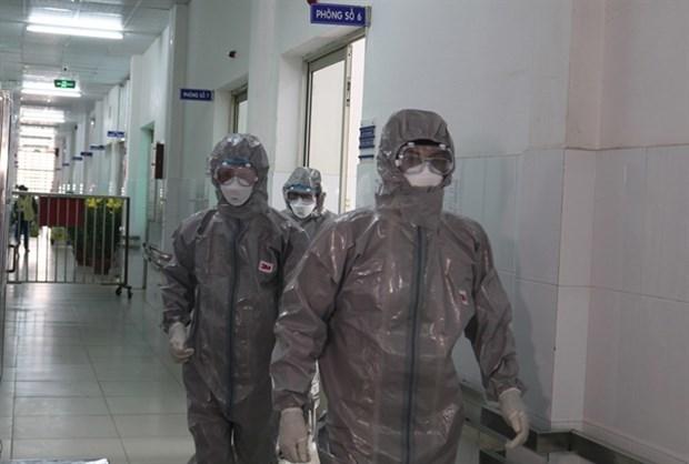 Three Vietnamese citizens test positive for coronavirus