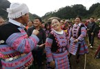 Gau Tao festival - special feature of Mong ethnic people